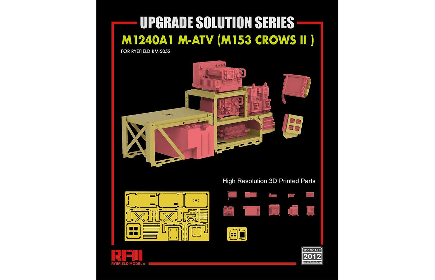 RM-2012  通用型树脂电台升级型